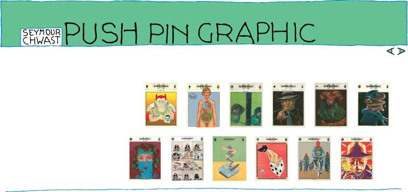 push pin graphic